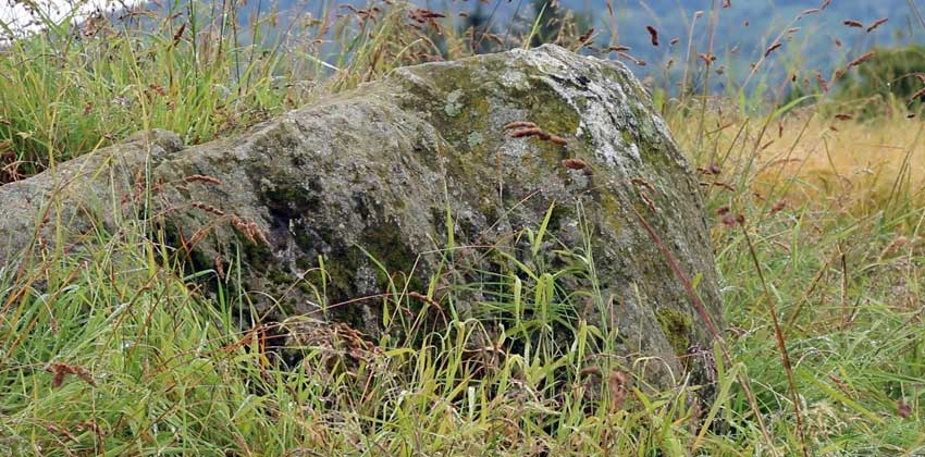 Lumphanan Beheading Stone?