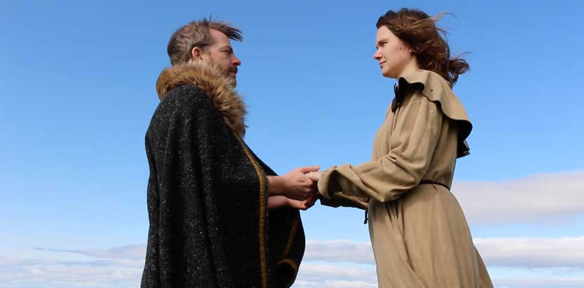 Macbeth and Gruoch Marry – A grand day out