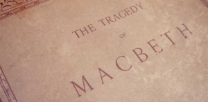 The Play Macbeth