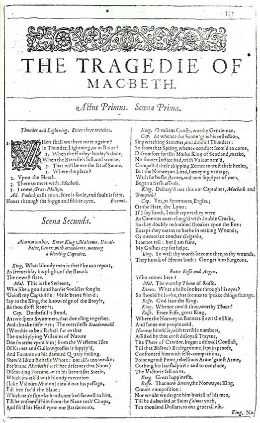 shakespeares u2019s play  u2013 macbeth  u00b7 the real macbeth