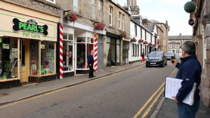 Tolbooth Street Forres
