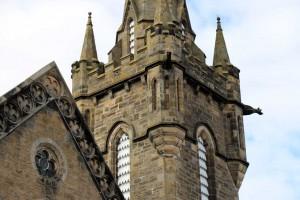 Forres Detail Church