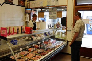 Macbeths Butchers Inside